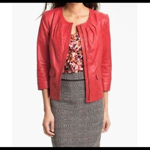 Classiques Entier from Nordstrom leather blazer